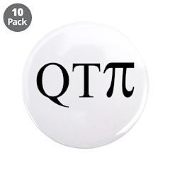 "QTPi 3.5"" Button (10 pack)"