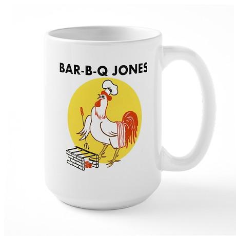BBQ Jones Large Mug