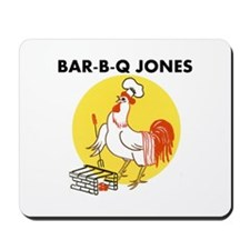 BBQ Jones Mousepad