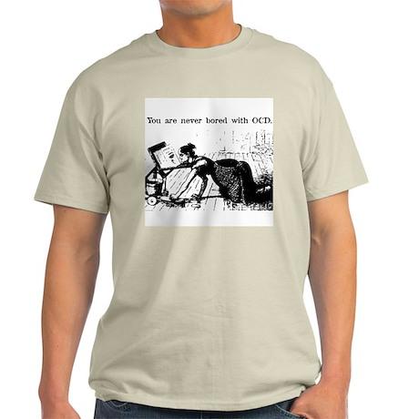 OCD Reader Light T-Shirt