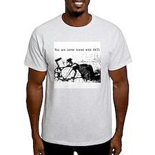 OCD Reader T-Shirt