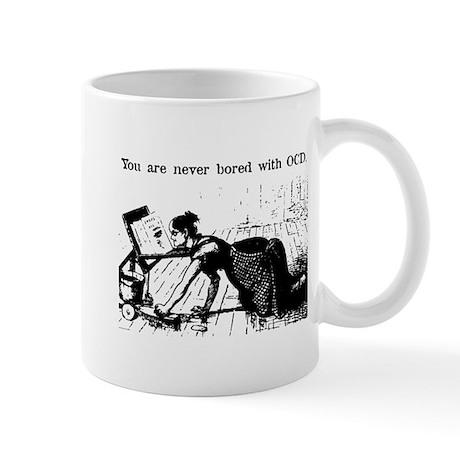 OCD Reader Mug