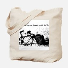 OCD Reader Tote Bag