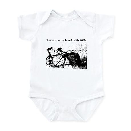 OCD Reader Infant Bodysuit