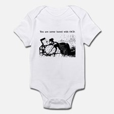 OCD Reader Infant Bodysuit