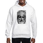 Greek Philosophy: Aristotle Hooded Sweatshirt