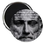 Greek Philosophy: Aristotle Magnet