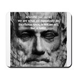 Greek Philosophy: Aristotle Mousepad