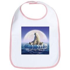 Polar Bear 1 Bib