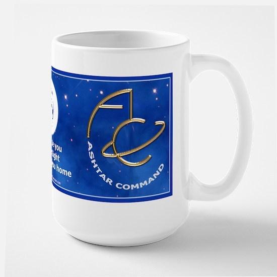 Ashtar Command Large Mug