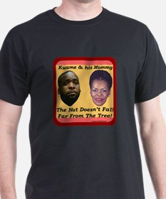 """""""Kwame & Mommy"""" T-Shirt"""