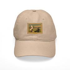 Cap vintage baseball