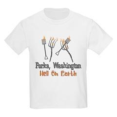 Forks, Washington Hell On Earth T-Shirt
