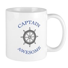 """Captain"" Awesome Mug"