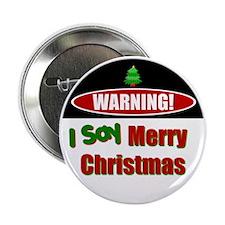 "Warning! 2.25"" Button"
