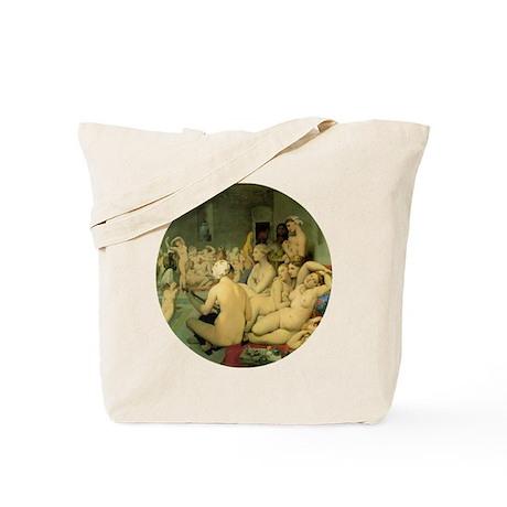 The Turkish Bath Tote Bag