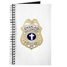 Journal Chaplain Police Department