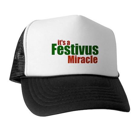 Festivus Miracle Trucker Hat