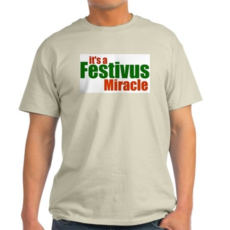 FESTIVUS™ Miracle Light T-Shirt