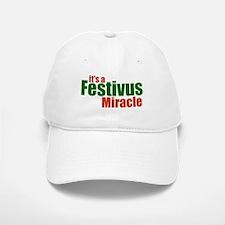 Festivus Miracle Baseball Baseball Cap