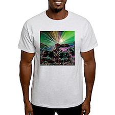 Starburst Drum Rocker T-Shirt
