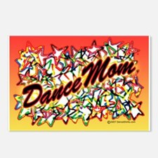 Star Dance Mom Postcards (Package of 8)
