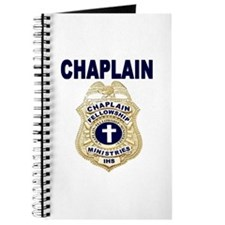 Journal Police Department Chaplain