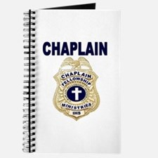 Journal Police Department Chaplain