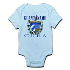 Guantanamo Infant Bodysuit