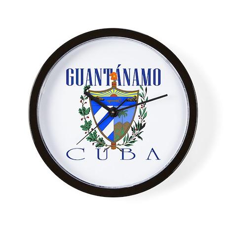 Guantanamo Wall Clock