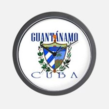 Guantanamo Wall Clock