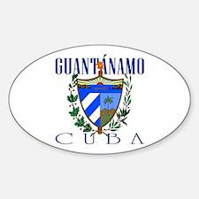 Guantanamo Oval Decal