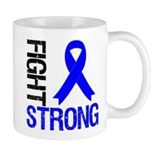 FightStrong ColonCancer Small Mug