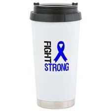 FightStrong ColonCancer Thermos Mug