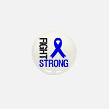 FightStrong ColonCancer Mini Button (10 pack)