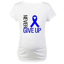 NeverGiveUp Colon Cancer Shirt