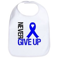 NeverGiveUp Colon Cancer Bib