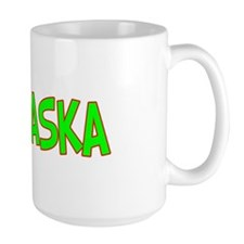 I Love-Alien Alaska Mug