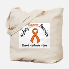 Kidney Cancer Survivor Tote Bag