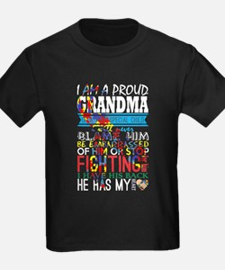 Im A Proud Grandma Of Very Special Child A T-Shirt