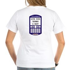 CrashBerry - Thumbs Shirt