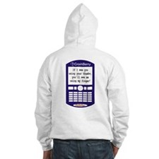 CrashBerry - Your Thumbs, My Finger Hoodie