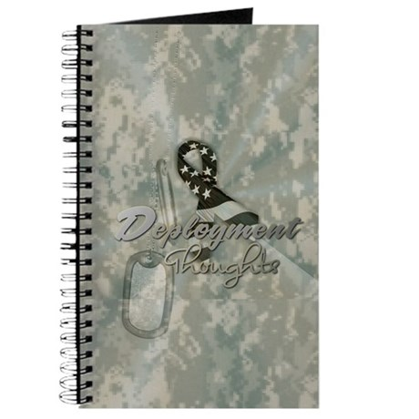 """""""Deployment Thoughts"""" Journal"""