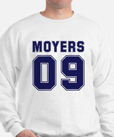 Moyers 09 Sweatshirt