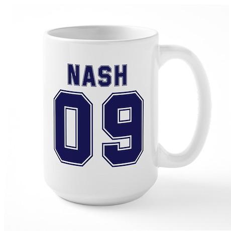 Nash 09 Large Mug