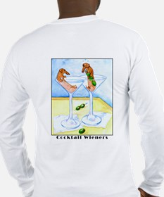 Cocktail Wieners Long Sleeve T-Shirt