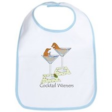 Cocktail Wieners (red) Bib