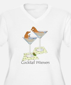 Cocktail Wieners (red) T-Shirt