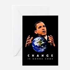 Change Space:dark: Greeting Card