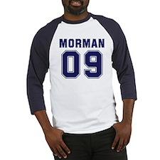 Morman 09 Baseball Jersey